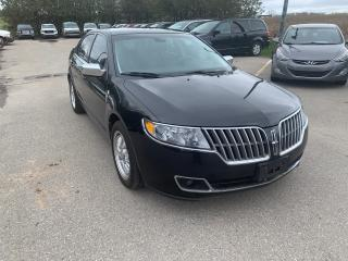 Used 2011 Lincoln MKZ for sale in Waterloo, ON