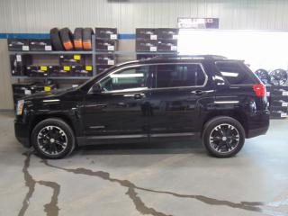 Used 2017 GMC Terrain SLE-2 Black edition incluant pneus hiver sur roues for sale in Amos, QC