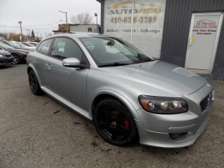 Used 2008 Volvo C30 ***2,4I, MAGS, TOIT, A/C*** for sale in Longueuil, QC