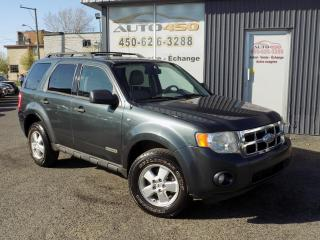 Used 2008 Ford Escape ***BAS KILO, 4X4, XLT V6, MAGS*** for sale in Longueuil, QC