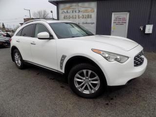 Used 2009 Infiniti FX35 *** 4X4, CUIR, TOIT, MAGS, TOUT ÉQUIPE * for sale in Longueuil, QC