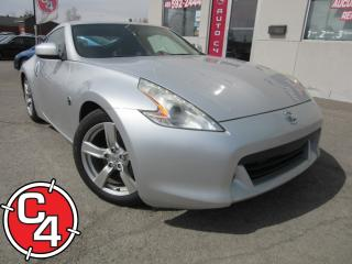 Used 2010 Nissan 370Z Ultra Clean Tip for sale in St-Jérôme, QC