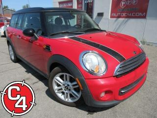 Used 2011 MINI Cooper Clubman CUIR TOIT PANO BLUETOOTH GARANTIE for sale in St-Jérôme, QC