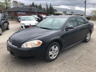Used 2010 Chevrolet Impala LS for sale in Bradford, ON