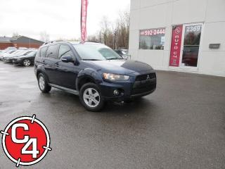 Used 2010 Mitsubishi Outlander Ls Awd Gar. V6 A/c for sale in St-Jérôme, QC