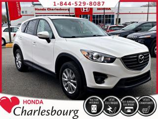 Used 2016 Mazda CX-5 GS AWD **AUCUN ACCIDENT** for sale in Charlesbourg, QC
