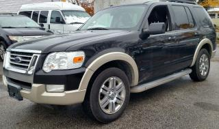 Used 2010 Ford Explorer Eddie Bauer for sale in Sarnia, ON