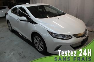 Used 2017 Chevrolet Volt Premier (CUIR,CAMERA,BLUETOOTH) for sale in St-Constant, QC
