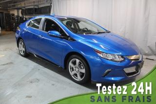 Used 2017 Chevrolet Volt LT (MAGS,BLUETOOTH,A/C) for sale in St-Constant, QC
