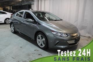 Used 2017 Chevrolet Volt LT (BLUETOOTH,CAMERA,MAGS) for sale in St-Constant, QC