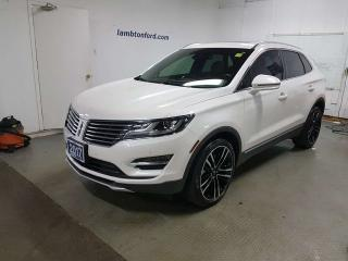 Used 2017 Lincoln MKC Reserve for sale in Sarnia, ON