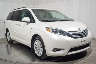 Used 2017 Toyota Sienna Xle Van Awd V6 Cuir for sale in St-Hubert, QC