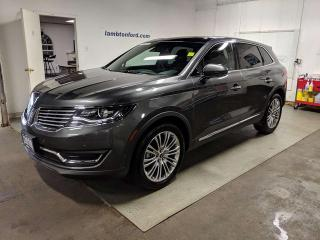 Used 2018 Lincoln MKX Reserve for sale in Sarnia, ON
