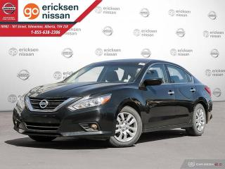 Used 2017 Nissan Altima 2.5 S: AUTOMATIC for sale in Edmonton, AB