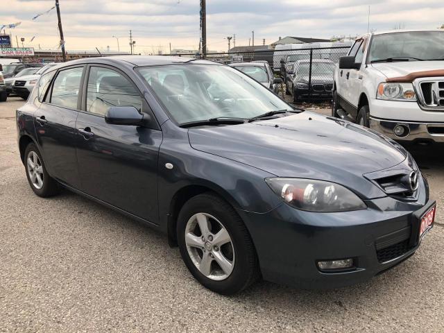 2009 Mazda MAZDA3 I-Sport, One Owner, 3 YRS Warranty, Certified
