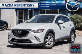 Used 2016 Mazda CX-3 Gs Cuir Caméra for sale in Repentigny, QC