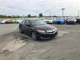 Used 2015 Acura ILX Dynamic Cuir Toit for sale in Saint-hubert, QC