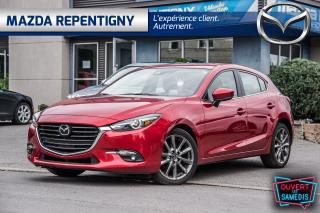Used 2018 Mazda MAZDA3 Sport Gt Rare for sale in Repentigny, QC