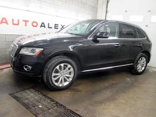 Used 2015 Audi Q5 2.0T Quattro for sale in St-Eustache, QC