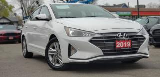 Used 2019 Hyundai Elantra Preferred ACCIDENT FREE for sale in Brampton, ON