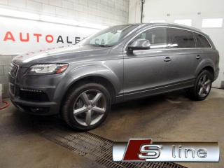 Used 2015 Audi Q7 3.0L TDI S-line for sale in St-Eustache, QC