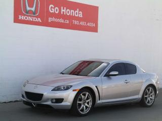 Used 2007 Mazda RX-8 LOW KM! FINANCING AVAILABLE for sale in Edmonton, AB