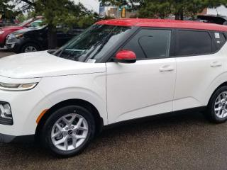 New 2020 Kia Soul 20TH ANNIVERSARY; ADVANCED SAFTEY, BLUETOOTH, BACKUP CAM AND MORE for sale in Edmonton, AB