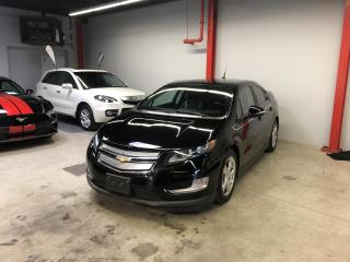 Used 2012 Chevrolet Volt HYBRIDE, INT., EN CUIR, NAVIGATION, A/C, for sale in Montréal, QC