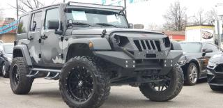 Used 2017 Jeep Wrangler Sahara ACCIDENT FREE for sale in Brampton, ON