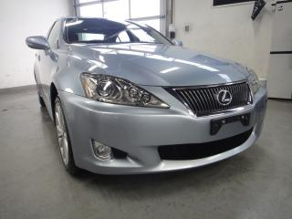 Used 2009 Lexus IS 250 ALL SERVICE RECORDS,NO ACCIDENT.AWD for sale in North York, ON