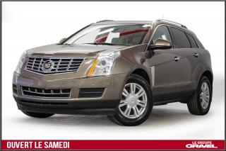 Used 2014 Cadillac SRX Luxury Navi Toit for sale in Montréal, QC