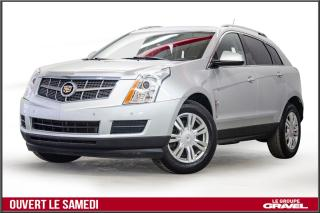 Used 2012 Cadillac SRX Toit Camera for sale in Montréal, QC