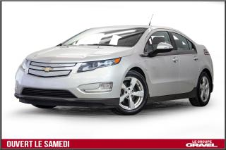 Used 2013 Chevrolet Volt LT for sale in Montréal, QC