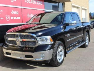 Used 2014 RAM 1500 Limited 4x4 Crew Cab for sale in Edmonton, AB