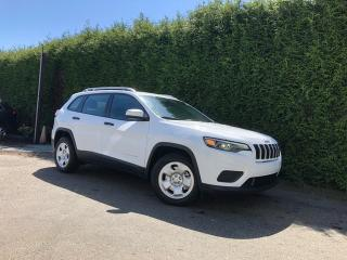 Used 2019 Jeep Cherokee Sport 4dr FWD Sport Utility for sale in Surrey, BC