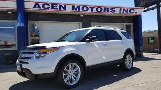 Used 2013 Ford Explorer XLT- AWD-NAV- PANROOF- LEATHER LOADED for sale in Hamilton, ON