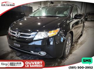 Used 2015 Honda Odyssey Touring Cuir A/c for sale in Québec, QC