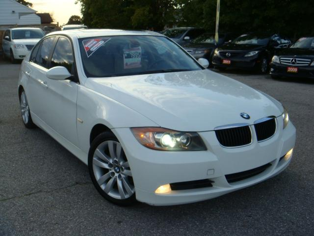 2006 BMW 3 Series 325i Sunroof/Leather/Heated Seats