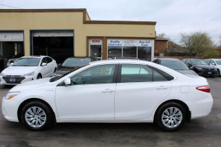 Used 2017 Toyota Camry LE Hybrid for sale in Brampton, ON