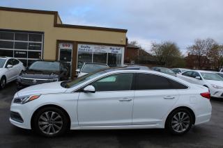 Used 2016 Hyundai Sonata 2.4L Sport Tech for sale in Brampton, ON