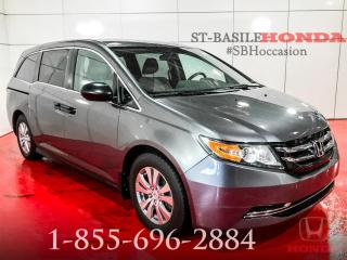 Used 2014 Honda Odyssey SE + 8 PASSAGERS + CAMERA + BLUETOOTH !! for sale in St-Basile-le-Grand, QC