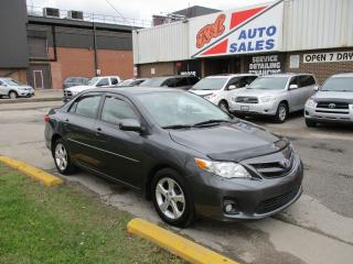 Used 2011 Toyota Corolla LE ~ SAFETY INCLUDED for sale in Toronto, ON