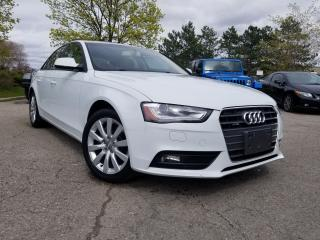 Used 2013 Audi A4 Premium for sale in Woodbridge, ON