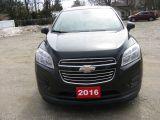 Photo of Black 2016 Chevrolet Trax