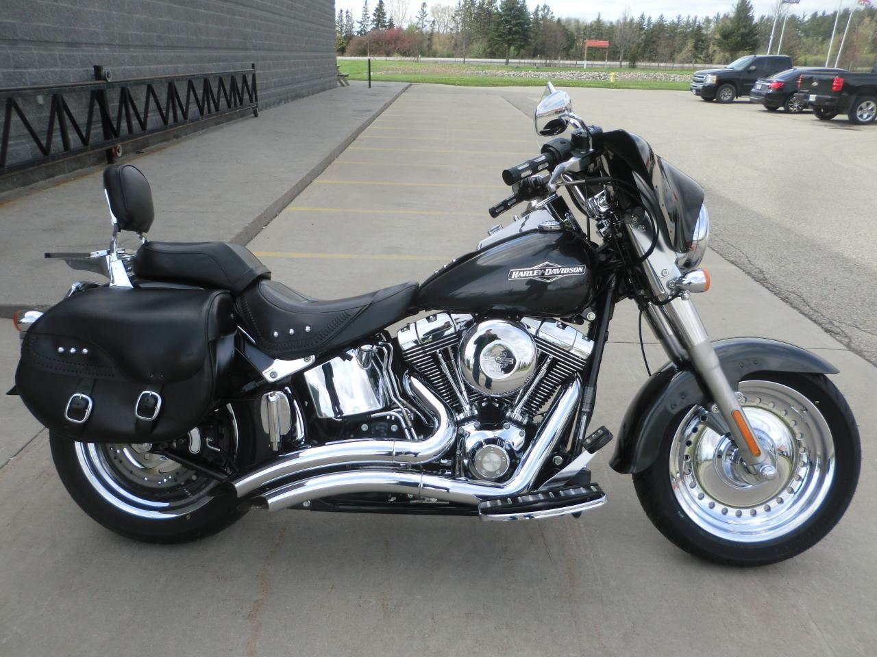 Used 2009 Harley-Davidson FAT BOY for Sale in Blenheim