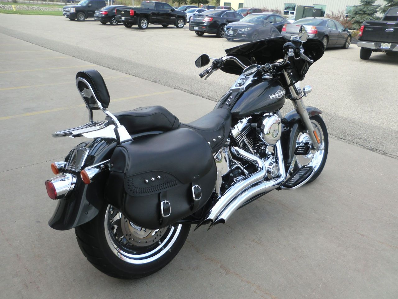 2009 Harley-Davidson FAT BOY