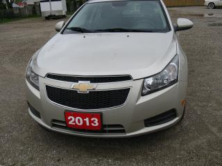 Used 2013 Chevrolet Cruze leather for sale in Ailsa Craig, ON