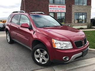 Used 2006 Pontiac Torrent Sport for sale in Rexdale, ON