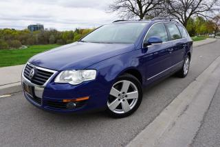Used 2009 Volkswagen Passat 1 OWNER / IMMACULATE / LOW KM'S / LOCALLY OWNED for sale in Etobicoke, ON