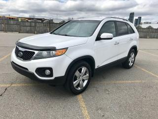 Used 2013 Kia Sorento EX for sale in Mississauga, ON